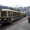 BOB1984080047 - Swiss Railways, Grindelwald, Switzerland, 8-1984