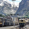 BOB1998060023 - Swiss Railways, Grindelwald, Switzerland, 6-1998