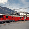 RB1998040003 - Swiss Railways, Chur, Switzerland, 4-1998