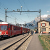 RB1998040023 - Swiss Railways, Zizers, Switzerland, 4-1998