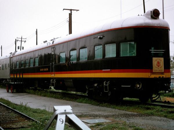 KCS1970030001 - Kansas City Southern, Houston, TX, 3/1970