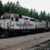 KCS1981080001 - Kansas City Southern, Bonham, TX, 8/1981