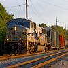 KCS2014100010 - KCS, Vicksburg, MS, 10/2014