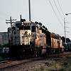 KCS1987090010 - Kansas City Southern, Baton Rouge, LA, 9/1987