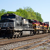 KCS2016040031 - Kansas City Southern, Meridian, MS, 4/2016