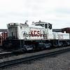 KCS1971030004 - Kansas City Southern, Argentine, KS, 3/1971