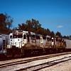 KCS1988090001 - Kansas City Southern, DeQuincy, LA, 9/1988