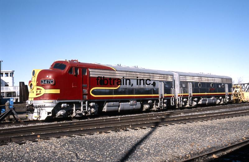 MUS2002010010 - California RR Musuem, Sacramento, CA, 1-2002