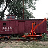 CRRM1992080001 - Colorado Railroad Museum, Golden, CO, 8-1992