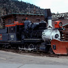 CBQ1976070001 - Colorado & Southern, Idaho Springs, CO< 7/1976