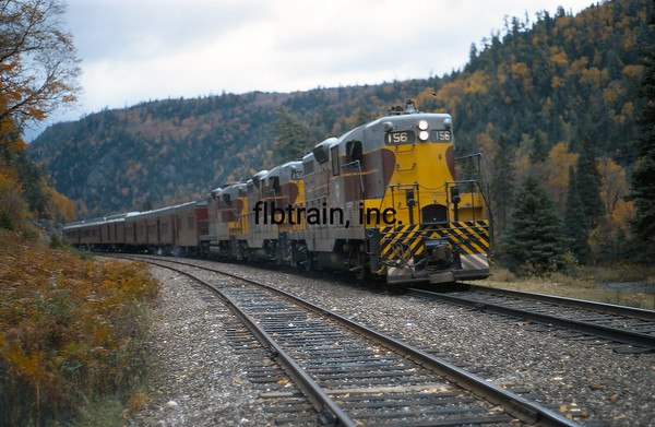 AC1971100020 - Algoma Central, Canyon Station, CAN, 10-1971