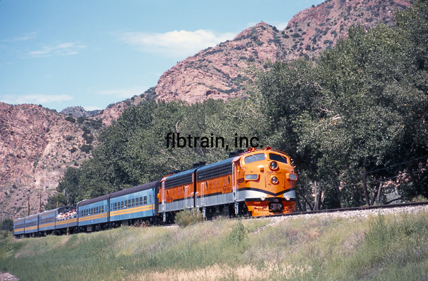 RGX1999070003 - Royal Gorge Route, Canon City, CO, 7-1999