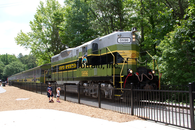 SMPX2013060005 - Stone Mountain Scenic RR, Stone Mountain, GA, 6/2013
