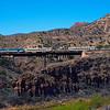 VCR1999040026 - Verde Canyon RR, Verde Canyon, AZ, 4/1999