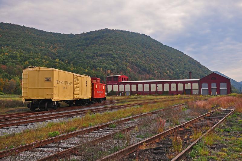 Renova, PA - 2010