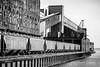 BW0007<br /> Grain Elevator<br /> Baltimore, Maryland<br /> February 1992