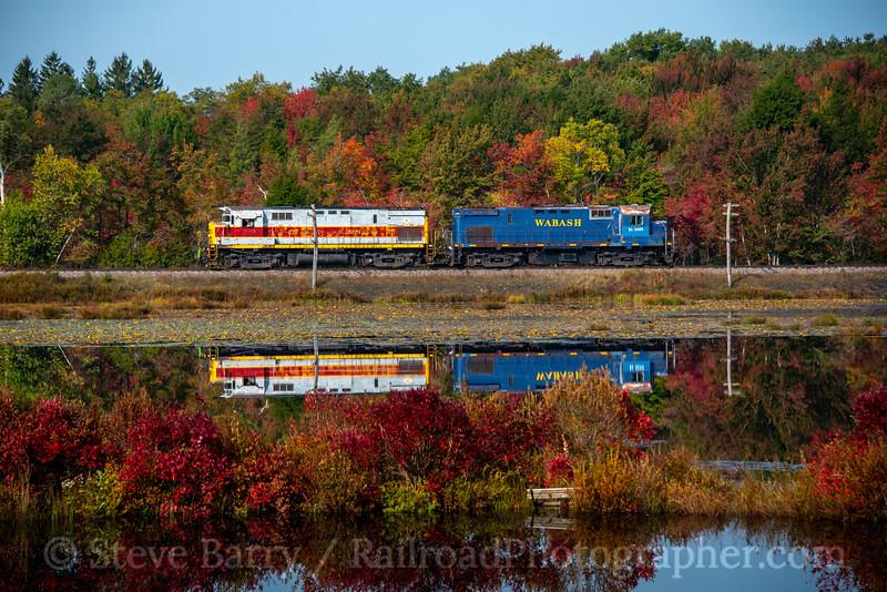 Delaware Lackawanna; Gouldsboro PA; 9/25/20