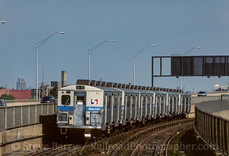 SEPTA; Philadelphia PA; 10/1998