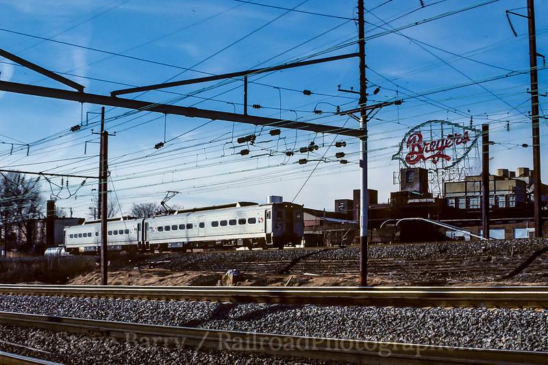 SEPTA; Philadelphia PA; 1/1987