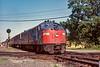 Amtrak; Effingham IL; 7/1978