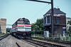 Amtrak; Washington DC; 7/1992