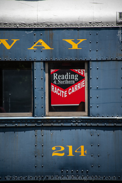 Reading & Northern; Port Clinton PA; 6/7/20