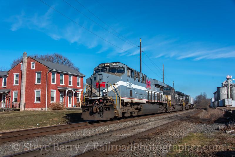 Norfolk Southern; Richland PA; 1/30/21