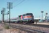 Amtrak; Fresno CA; 8/2/92