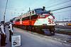 Metro North; New Haven CT; 6/22/85