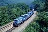 Conrail; Port Clinton PA; 8/1990