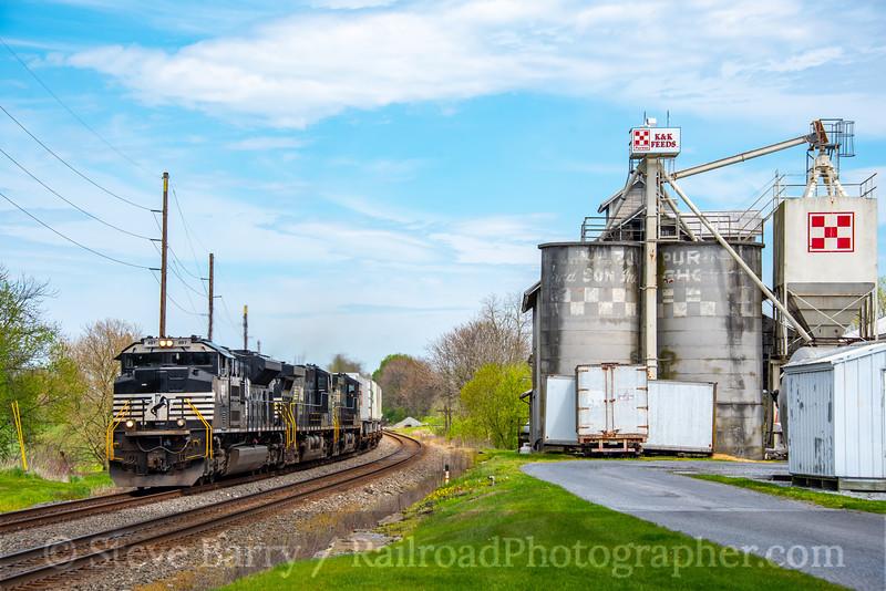 Norfolk Southern; Richland PA; 5/2/20