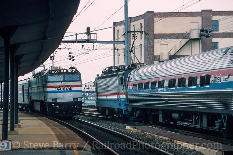 Amtrak; Wilmington DE; 10/1992