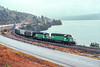 Burlington Northern; Westmond ID; 9/1988