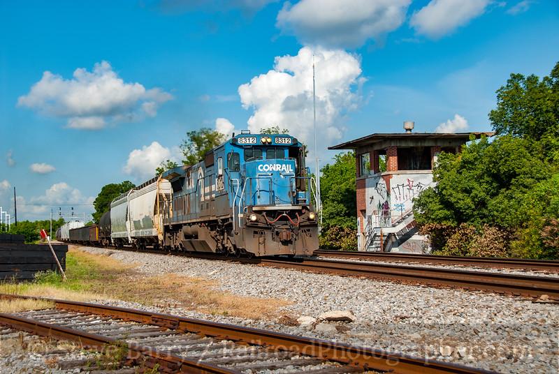 Norfolk Southern; New Orleans LA; 6/11/08