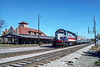Photo 5544<br /> Amtrak<br /> Salisbury, North Carolina<br /> November 1995