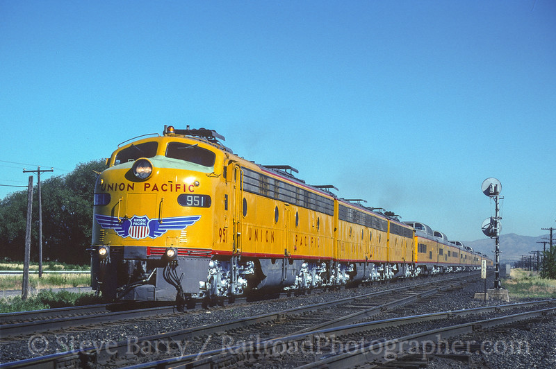 Union Pacific; Vineyard UT; 6/25/97
