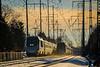 Amtrak; Prospect Park PA; 2/4/21