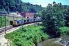 CSX; Spruce Pine NC; 6/1996