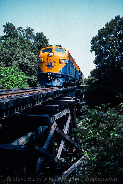 Southern Railroad of New Jersey; Swedesboro NJ; 6/8/96