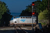 Amtrak; Yarmouth Junction ME; 7/31/21