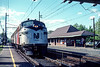 NJ Transit; South Amboy NJ; 5/1983