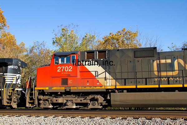 NS2012100227 - Norfolk Southern, Bristol, VA, 10/2012