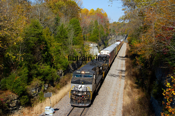 NS2012100080 - Norfolk Southern, Kings Mountain, KY, 10/2012