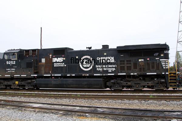 NS2016040221 - Norfolk Southern, Cleveland, TN, 4/2016
