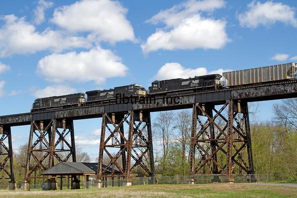 NS2016040399 - Norfolk Southern, Alta Vista, VA, 4/2016