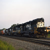 NS1988080003 - Norfolk Southern, Mansas, VA, 8/1988