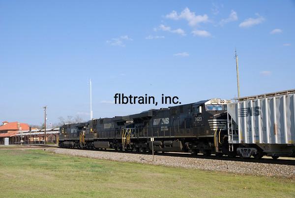 NS2011020086 - Norfolk Southern, Hattiesburg, MS, 2/2011
