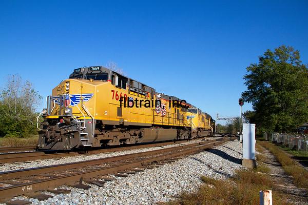 NS2012110009 - Norfolk Southern, Meridian, MS, 11/2012
