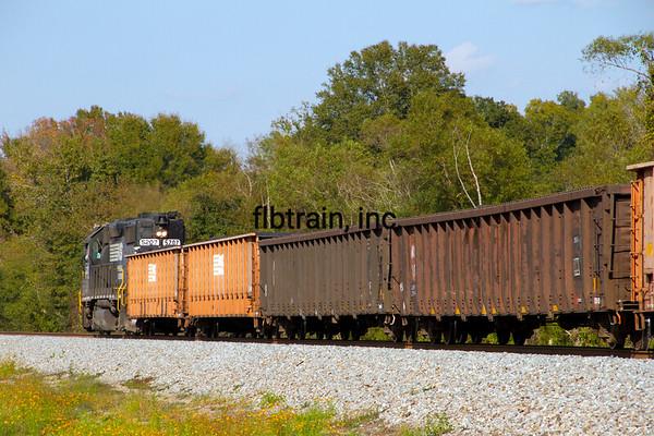 NS2012110111 - Norfolk Southern, Meridian, MS, 11/2012