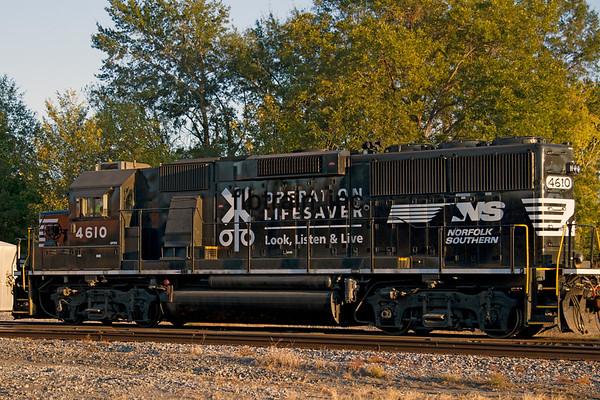NS2014110506 - Norfolk Southern, Meridian, MS, 11/2014